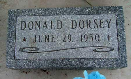 DORSEY, DONALD (DONNIE) - Madison County, Iowa | DONALD (DONNIE) DORSEY