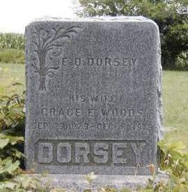 DORSEY, GRACE ETHEL - Madison County, Iowa | GRACE ETHEL DORSEY
