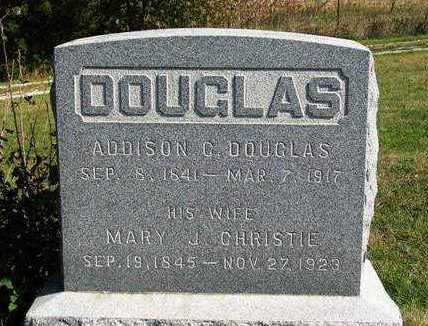 DOUGLAS, ADDISON C. - Madison County, Iowa | ADDISON C. DOUGLAS