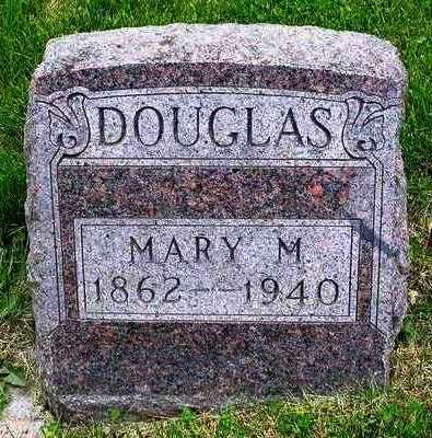 HAZEN DOUGLAS, MARY MAY - Madison County, Iowa | MARY MAY HAZEN DOUGLAS