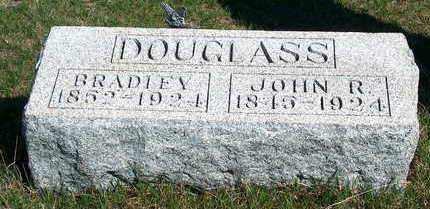 DOUGLASS, JOHN R. - Madison County, Iowa | JOHN R. DOUGLASS