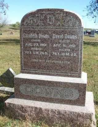 DOWNS, DAVID - Madison County, Iowa | DAVID DOWNS