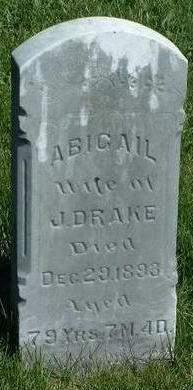 DRAKE, ABIGAIL - Madison County, Iowa | ABIGAIL DRAKE