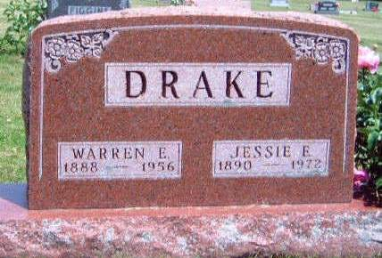 DRAKE, JESSIE E. - Madison County, Iowa | JESSIE E. DRAKE