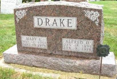 DRAKE, MARY LOUISE - Madison County, Iowa | MARY LOUISE DRAKE