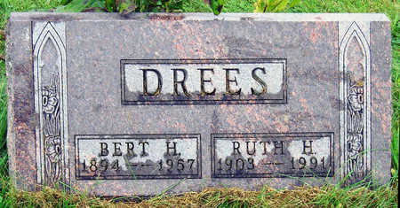 DREES, RUTH HAZEL - Madison County, Iowa | RUTH HAZEL DREES