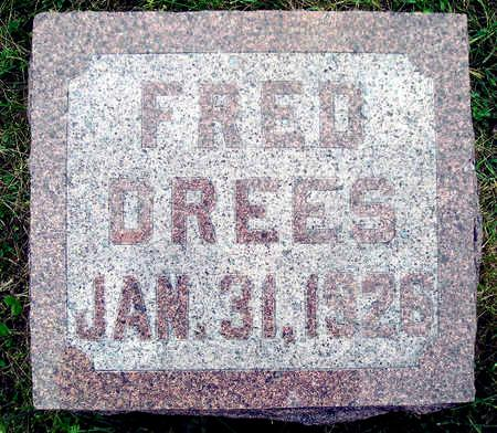 DREES, FREDERICK - Madison County, Iowa | FREDERICK DREES
