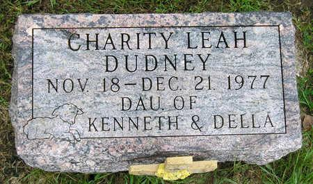 DUDNEY, CHARITY LEAH - Madison County, Iowa | CHARITY LEAH DUDNEY