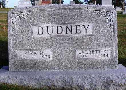 DUDNEY, EVERETT ELI - Madison County, Iowa | EVERETT ELI DUDNEY