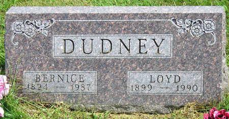 DUDNEY, LOYD CURTIS - Madison County, Iowa | LOYD CURTIS DUDNEY
