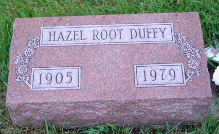 ROOT DUFFY, HAZEL - Madison County, Iowa | HAZEL ROOT DUFFY