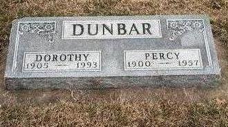 DUNBAR, DOROTHY - Madison County, Iowa | DOROTHY DUNBAR