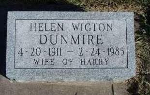DUNMIRE, HELEN - Madison County, Iowa | HELEN DUNMIRE