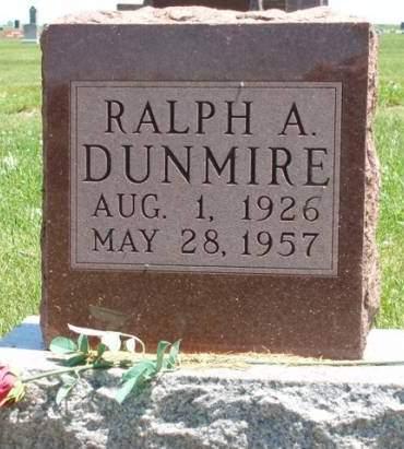DUNMIRE, RALPH ARTHUR - Madison County, Iowa | RALPH ARTHUR DUNMIRE