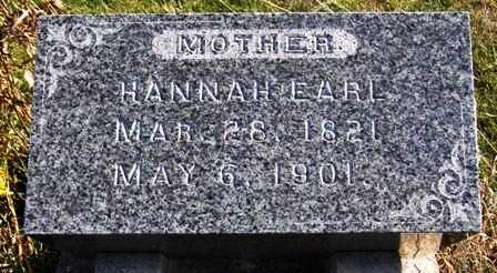 EARL, HANNAH - Madison County, Iowa | HANNAH EARL