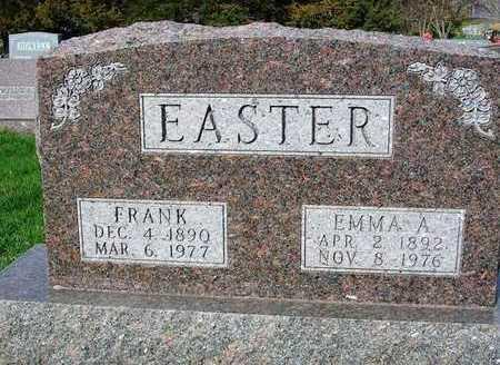 AYLESWORTH EASTER, EMMA MAY - Madison County, Iowa | EMMA MAY AYLESWORTH EASTER