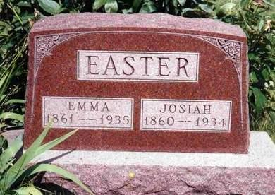 EASTER, EMMA - Madison County, Iowa | EMMA EASTER