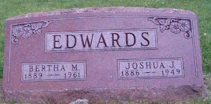 EDWARDS, JOSHUA J. - Madison County, Iowa | JOSHUA J. EDWARDS
