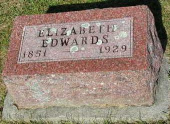EDWARDS, ELIZABETH - Madison County, Iowa | ELIZABETH EDWARDS