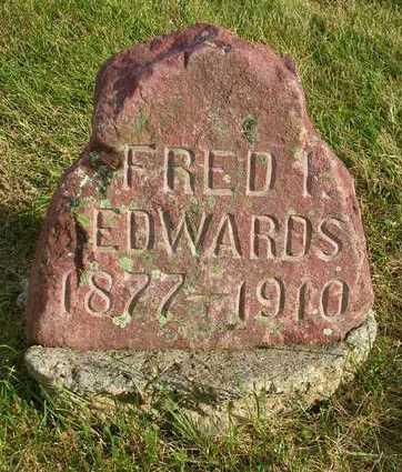 EDWARDS, FRED I. - Madison County, Iowa | FRED I. EDWARDS