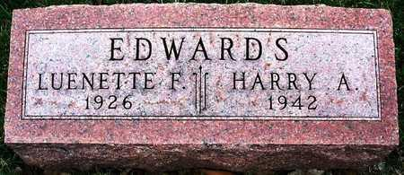 EDWARDS, HARRY A. - Madison County, Iowa | HARRY A. EDWARDS