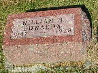 EDWARDS, WILLIAM HOLIDAY - Madison County, Iowa | WILLIAM HOLIDAY EDWARDS