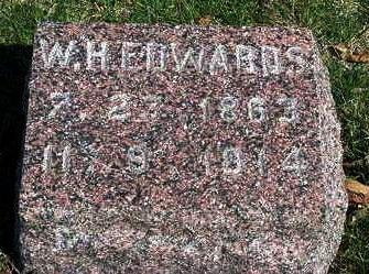 EDWARDS, WILLIAM HENRY - Madison County, Iowa | WILLIAM HENRY EDWARDS