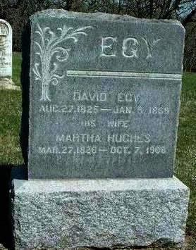 EGY, DAVID - Madison County, Iowa | DAVID EGY
