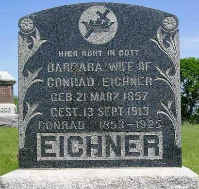 EICHNER, BARBARA - Madison County, Iowa | BARBARA EICHNER
