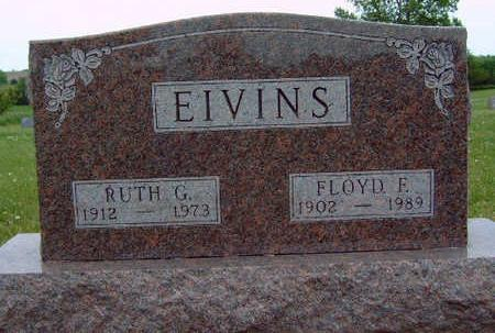 YOUNG EIVINS, RUTH GENEVIEVE - Madison County, Iowa | RUTH GENEVIEVE YOUNG EIVINS
