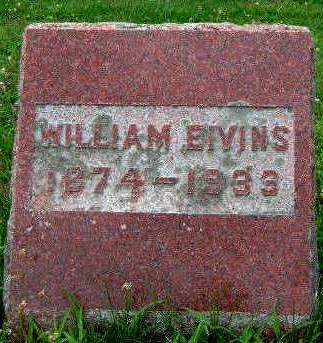 EIVINS, WILLIAM OSCAR - Madison County, Iowa | WILLIAM OSCAR EIVINS