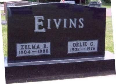 EIVINS, ZELMA RUTH - Madison County, Iowa | ZELMA RUTH EIVINS