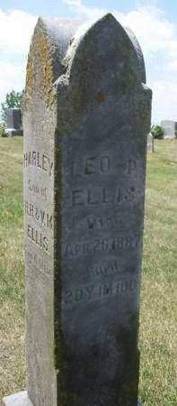 ELLIS, LEO PIERCE - Madison County, Iowa   LEO PIERCE ELLIS