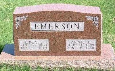 EMERSON, ARNIE L. - Madison County, Iowa | ARNIE L. EMERSON