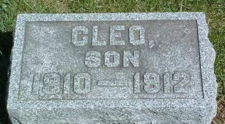 EMERSON, CLEO - Madison County, Iowa | CLEO EMERSON