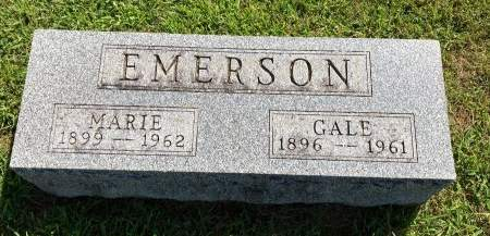 FREDERICKSON EMERSON, ETHEL MARIE - Madison County, Iowa | ETHEL MARIE FREDERICKSON EMERSON