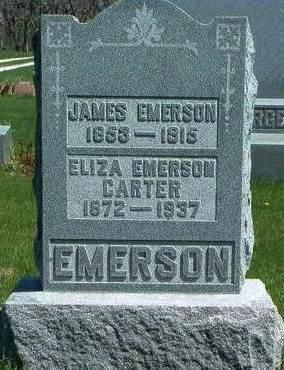 EMERSON, JAMES A. - Madison County, Iowa | JAMES A. EMERSON