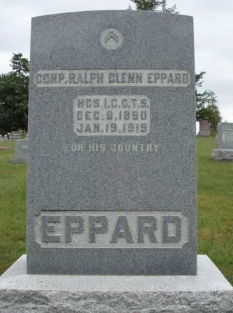 EPPARD, RALPH GLENN - Madison County, Iowa | RALPH GLENN EPPARD