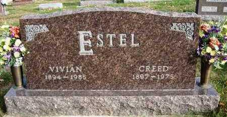 ESTEL, VIVIAN CLAIR - Madison County, Iowa | VIVIAN CLAIR ESTEL