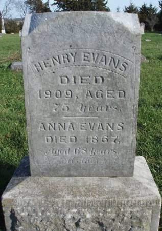 EVANS, HENRY - Madison County, Iowa | HENRY EVANS