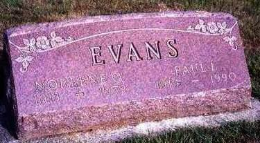 EVANS, PAUL IRVIN - Madison County, Iowa | PAUL IRVIN EVANS