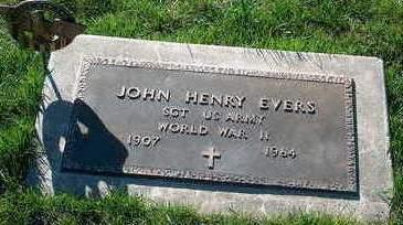 EVERS, JOHN HENRY - Madison County, Iowa | JOHN HENRY EVERS