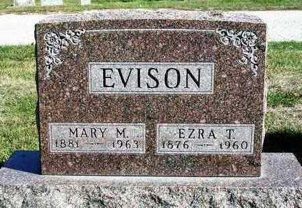 HURLEY EVISON, MARY MAY - Madison County, Iowa | MARY MAY HURLEY EVISON