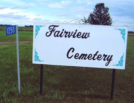 FAIRVIEW, CEMETERY - Madison County, Iowa | CEMETERY FAIRVIEW