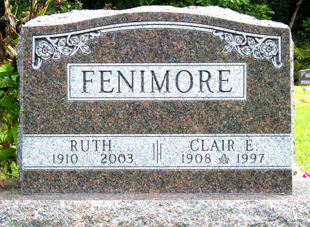 ABBOTT FENIMORE, RUTH MARIAM - Madison County, Iowa | RUTH MARIAM ABBOTT FENIMORE