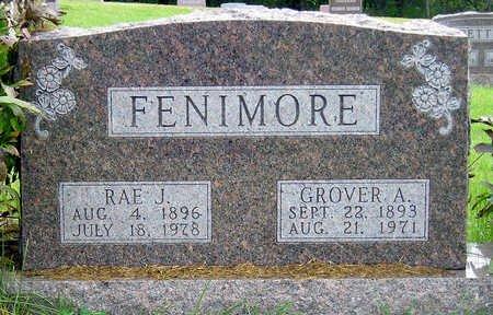 FENIMORE, JOSEPHINE RAE - Madison County, Iowa | JOSEPHINE RAE FENIMORE
