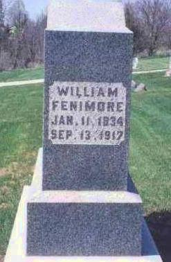 FENIMORE, WILLIAM - Madison County, Iowa | WILLIAM FENIMORE