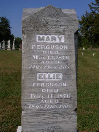 FERGUSON, MARY - Madison County, Iowa | MARY FERGUSON