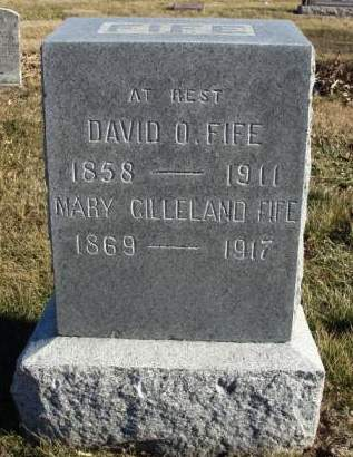 FIFE, MARY SUSAN - Madison County, Iowa | MARY SUSAN FIFE