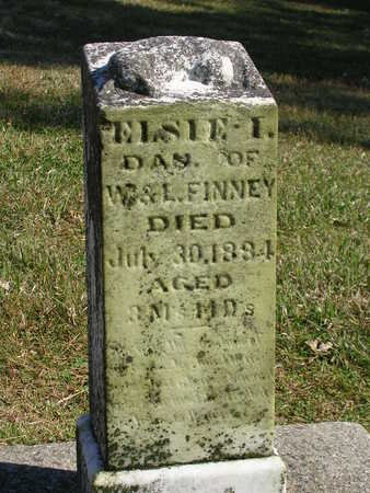 FINNY, ELSIE I. - Madison County, Iowa | ELSIE I. FINNY